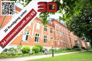 Wohnen in historischen Gemäuern – 170 qm ETW in D'dorf-Wittlaer 40489 Düsseldorf (Stadtbezirke 05), Maisonettewohnung