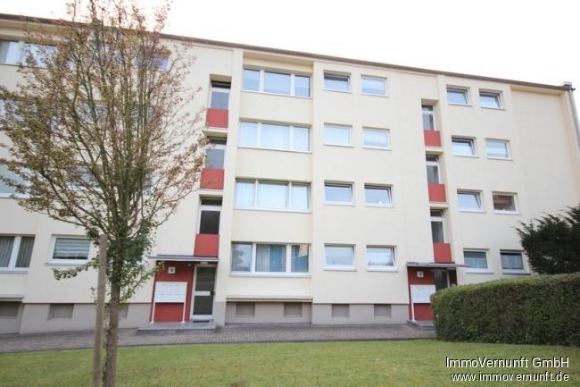 Appartement auf 52 m2. Klein und fein. 45470 Mülheim an der Ruhr, Etagenwohnung